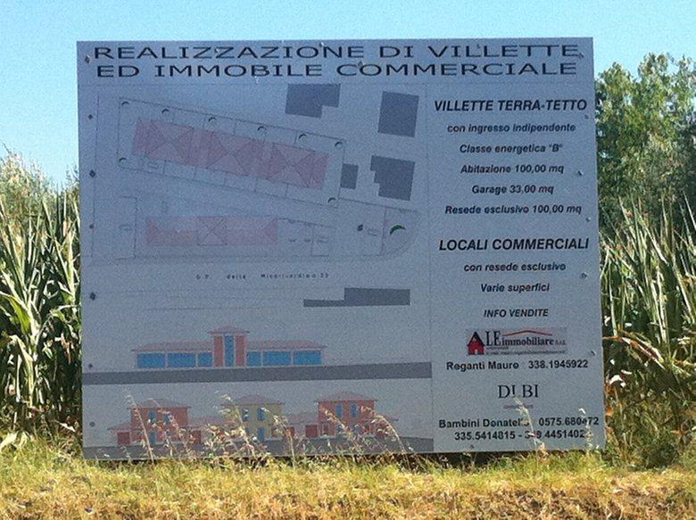 Realizzazione di Villette ed Immobile Commerciale in Classe B