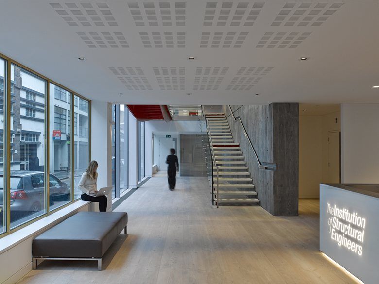 Institution of Structural Engineers new headquarters