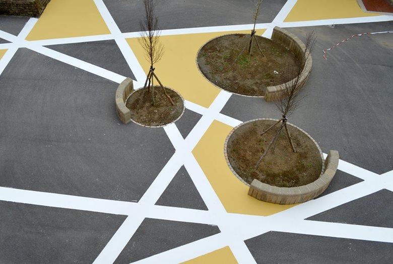 Giardino scolastico