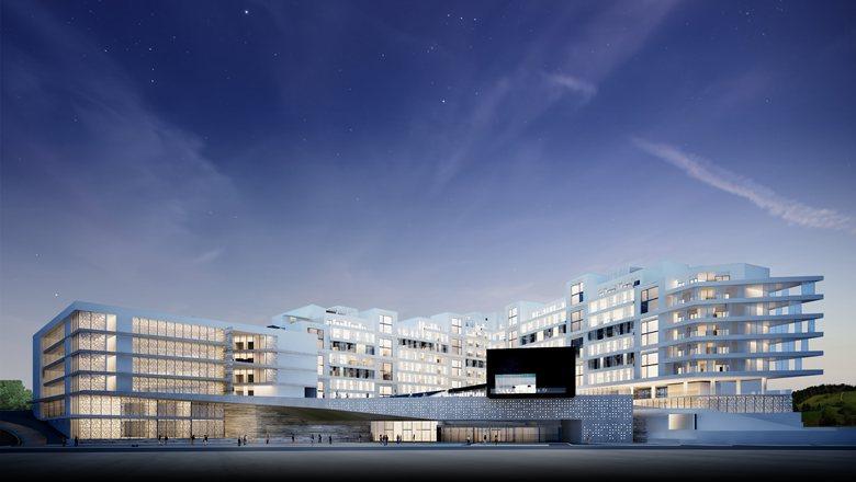 Concours - La Maison de l'architecture à Tanger // 2ème prix - Haitam Melehi