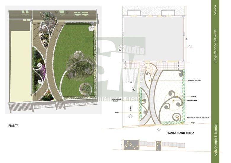 Progettazione Giardino Privato