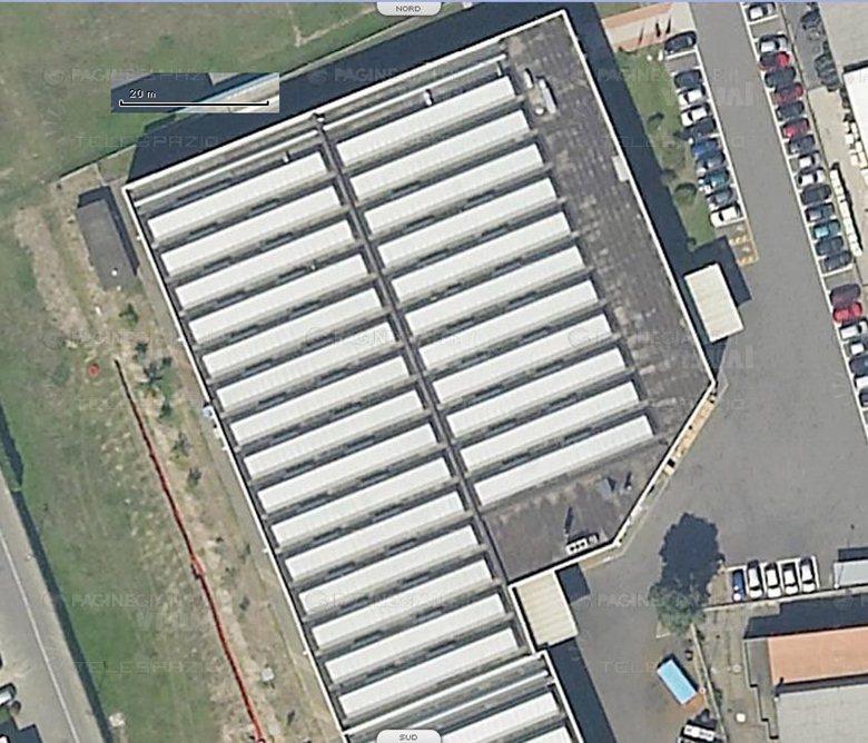 Impianto fotovoltaico 200 kW