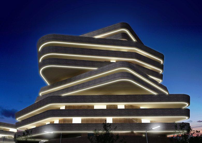 Amman Serviced Apartments Compound