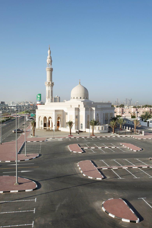 Musabah Rashid Al Fattan Mosque