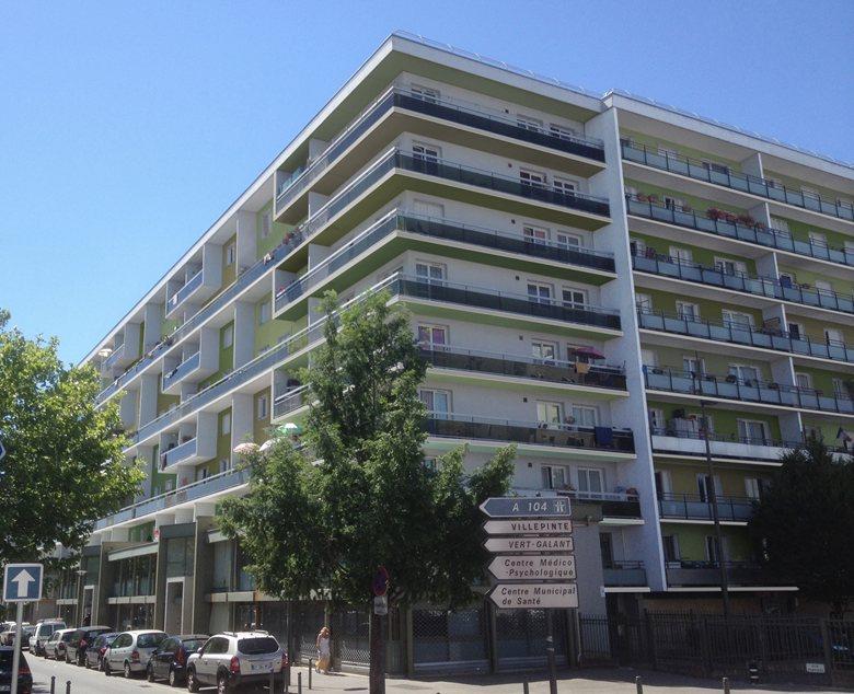 Projet de réhabilitation des façades et traitement ITE