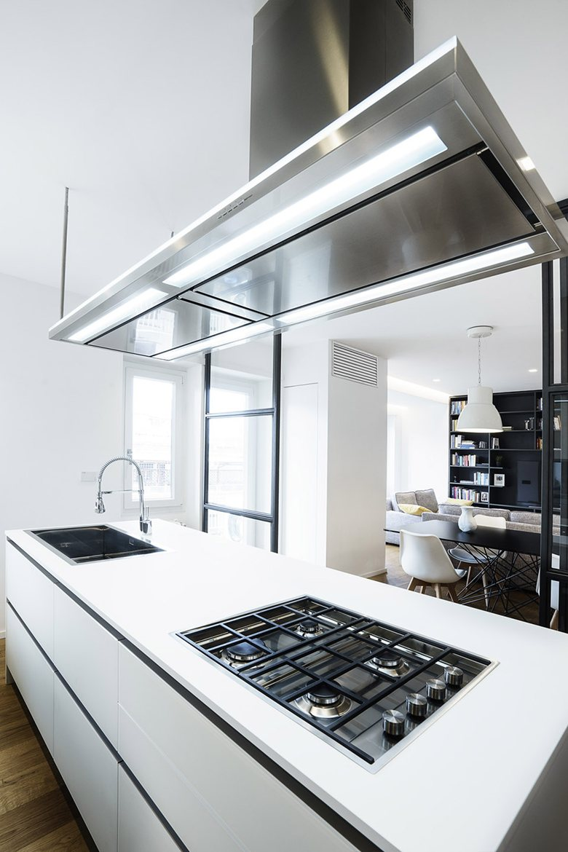 Armadio Raso Muro grid apartment   brain factory - architecture & design