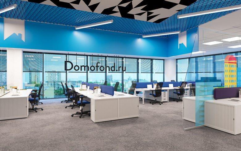 Avito old office rebranding