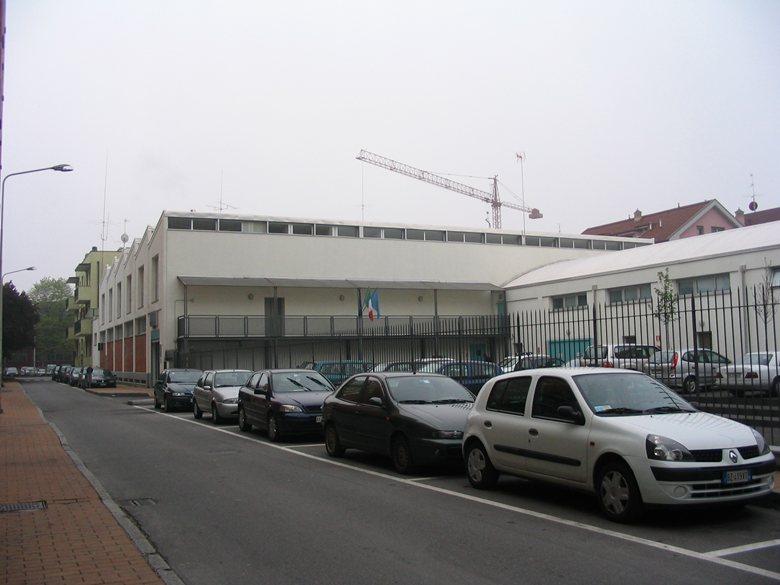 Sede polizia Municipale e Protezione civile