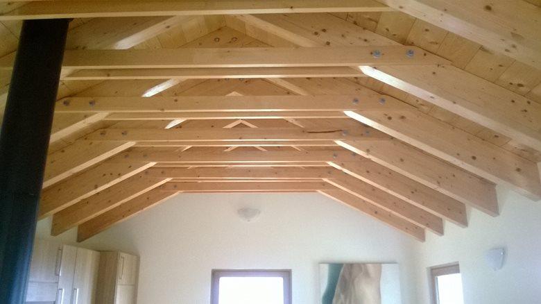 Casa in legno - Riviera Ligure
