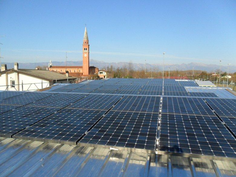 impianto fotovoltaico Sunpower