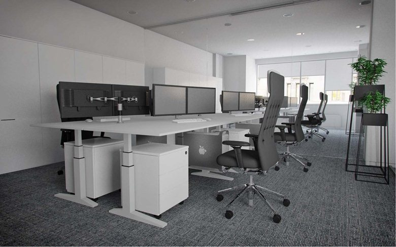 CWP-FINEXCO offices