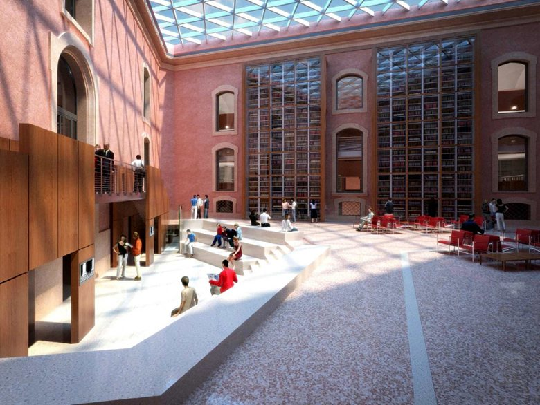 Riqualificazione dell'ex Ospedale Sant'agostino di Modena