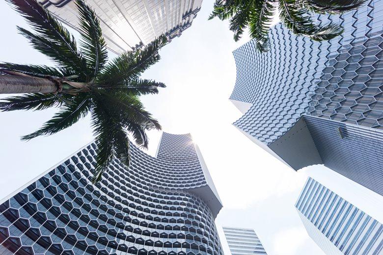 DUO Twin Towers