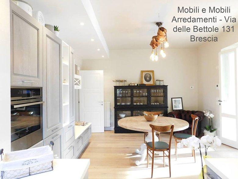 Cucina e zona living modello Agnese marchio Cucine Lube | Mobili e ...