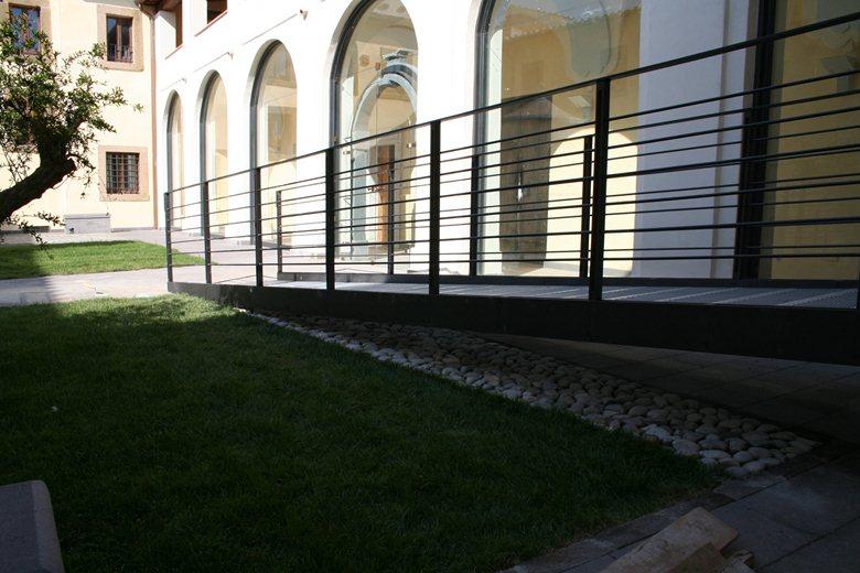 Ampliamento Museo della Rocca farnese