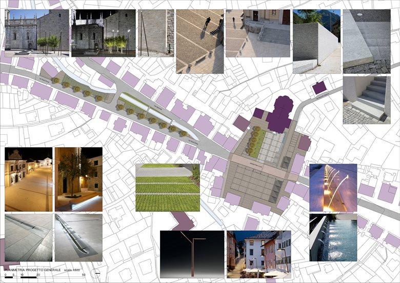 Progetto Di Arredo Urbano.Intervento Di Riqualificazione Urbana E Arredo Urbano Del