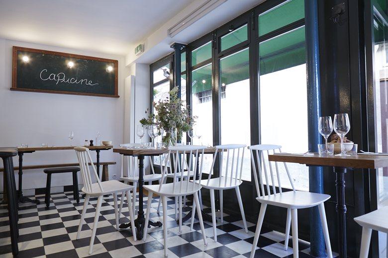restaurant Capucine/cafeteria
