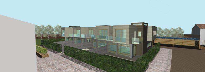 Progettazione bioclimatica di un complesso residenziale a Poto Alegre, con l'utilizzo di tecnologia mista C.A. e x-Lam