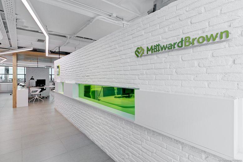 Millward Brown Headquarters, Athens, Greece