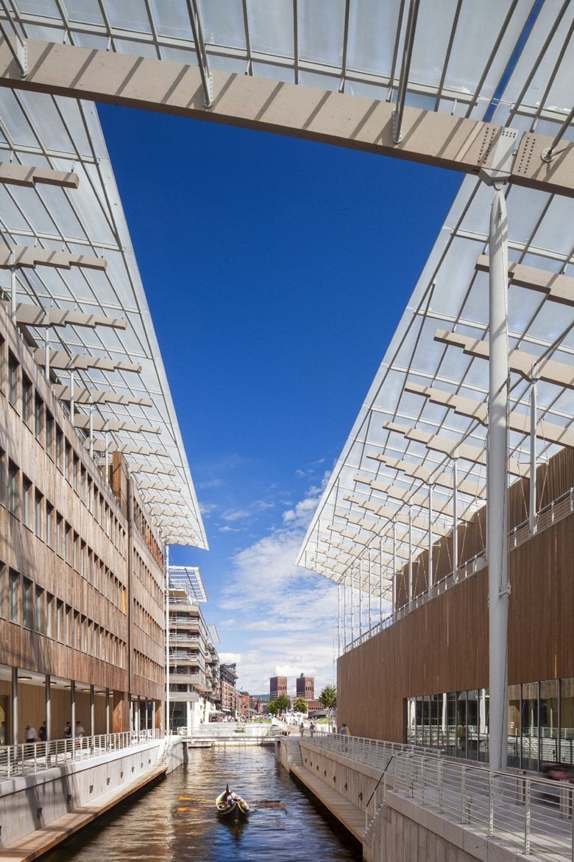 Opere Di Renzo Piano oslo: il nuovo museo di arte moderna di renzo piano