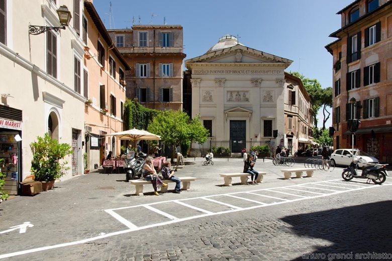 Piazza di San Giovanni della Malva