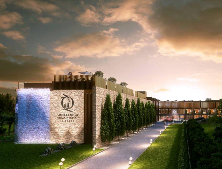 Nuovo Resort Quellenhof Lazise