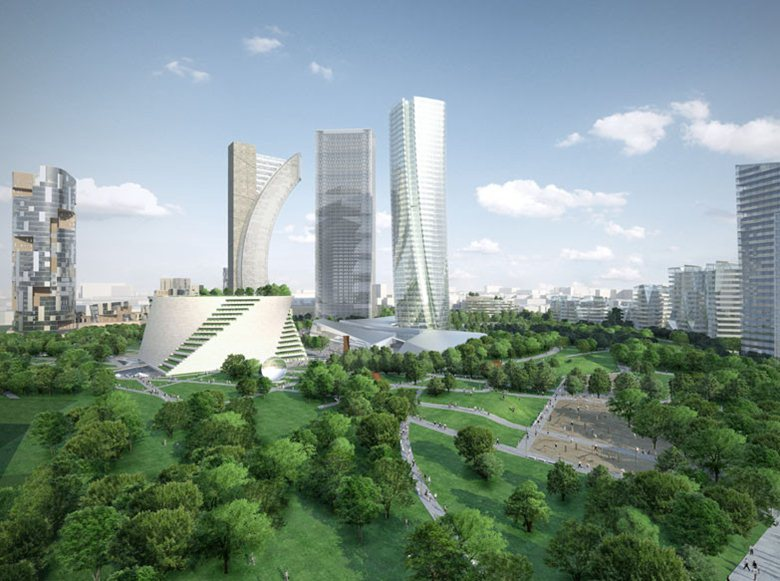 'Parco pubblico di City Life