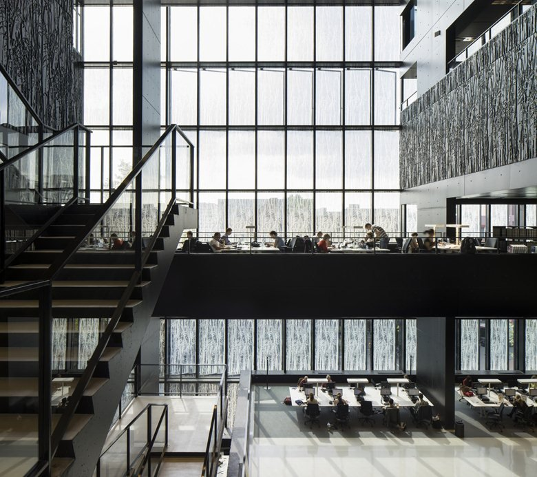 utrecht university library | wiel arets architects