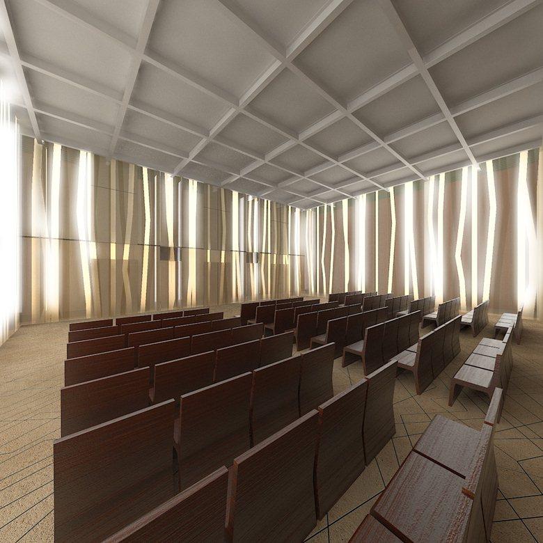 Concorso di Progettazione per il Parco Cimiteriale e per il nuovo Tempio Crematorio di Chiesanuova a Prato