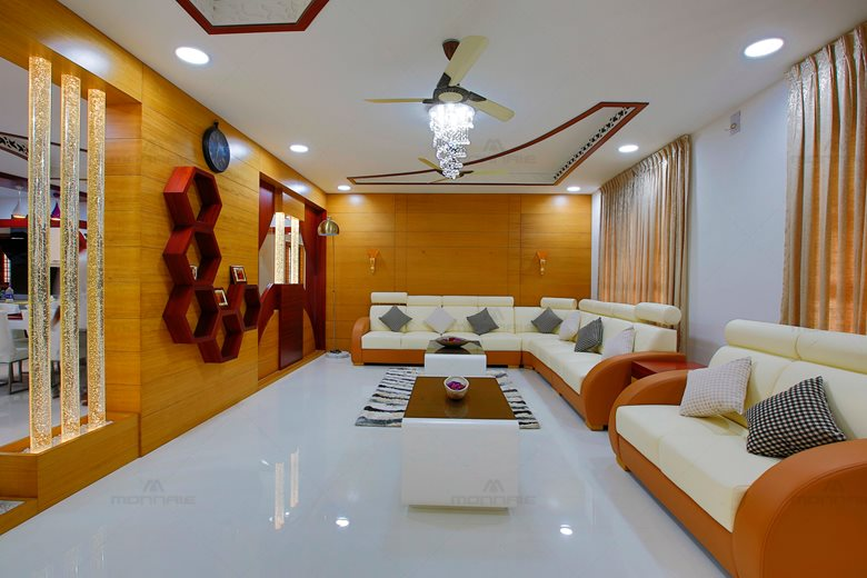 Modern Contemporary House Style Kumarakom Kerala India Monnaie Architects Interiors