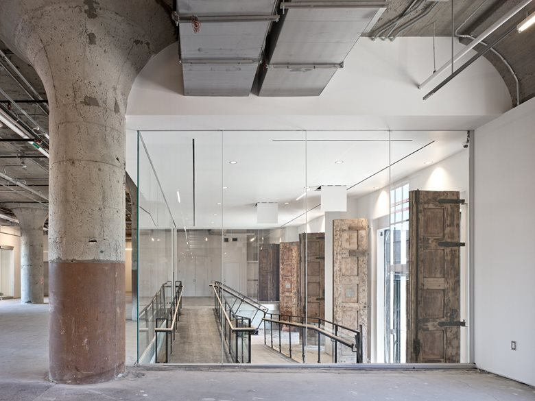 Tower Automotive Building / Museum of Contemporary Art