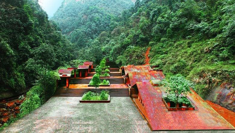 Danxia World Heritage Gateway