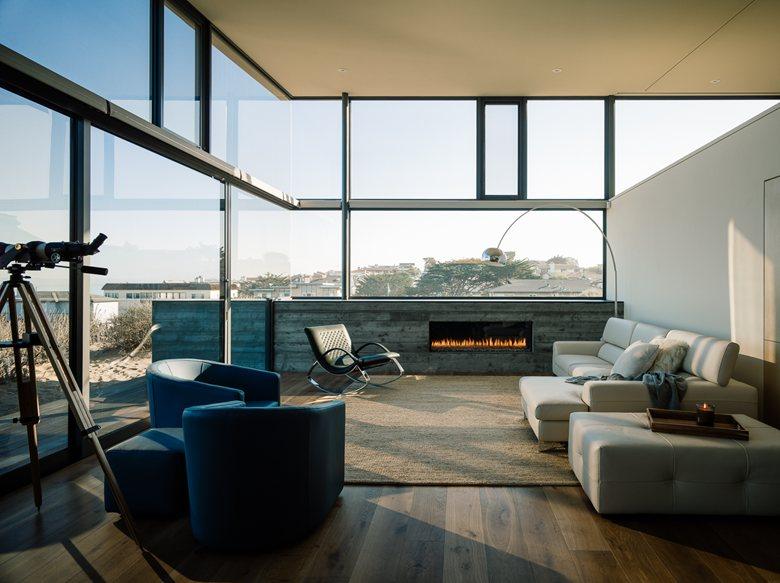 Beach House Monterey