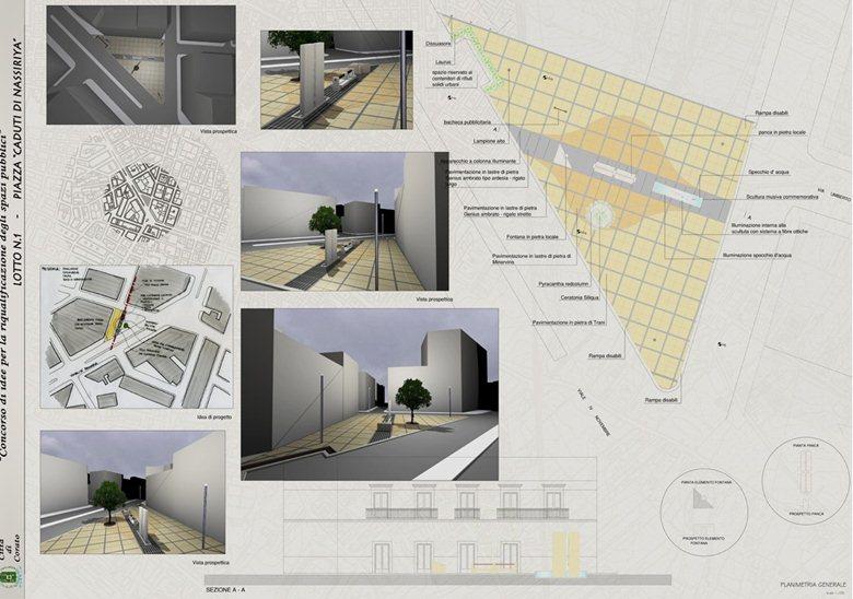 Progetto Di Arredo Urbano.Concorso Di Idee Per La Riqualificazione E L Arredo Urbano