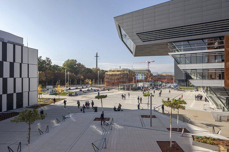 Landscape Campus WU