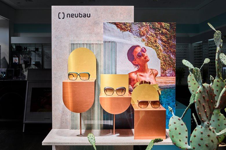 Neubau - Côte du Soleil by DFROST Retail Identity