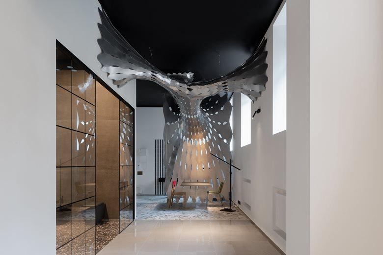 Crane Design Showroom