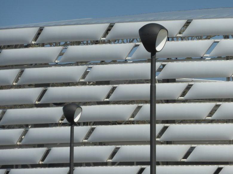 Baku - Urban lighting