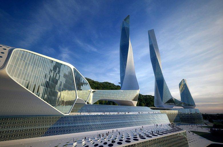 Penang Global City Center (PGCC)