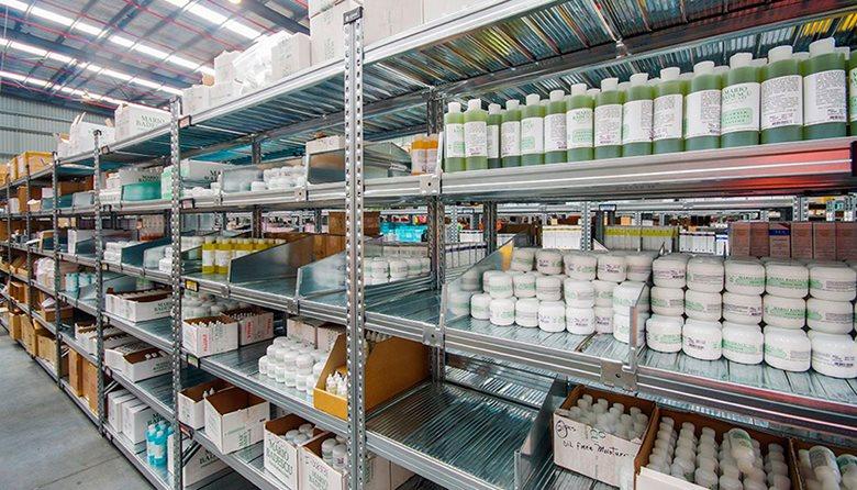 Block Sistem Scaffalature.Block Sistem Centro Metalsistem Srl Manufacturer