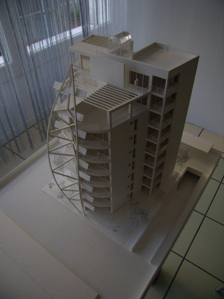 Progetto Palazzo Residenziale