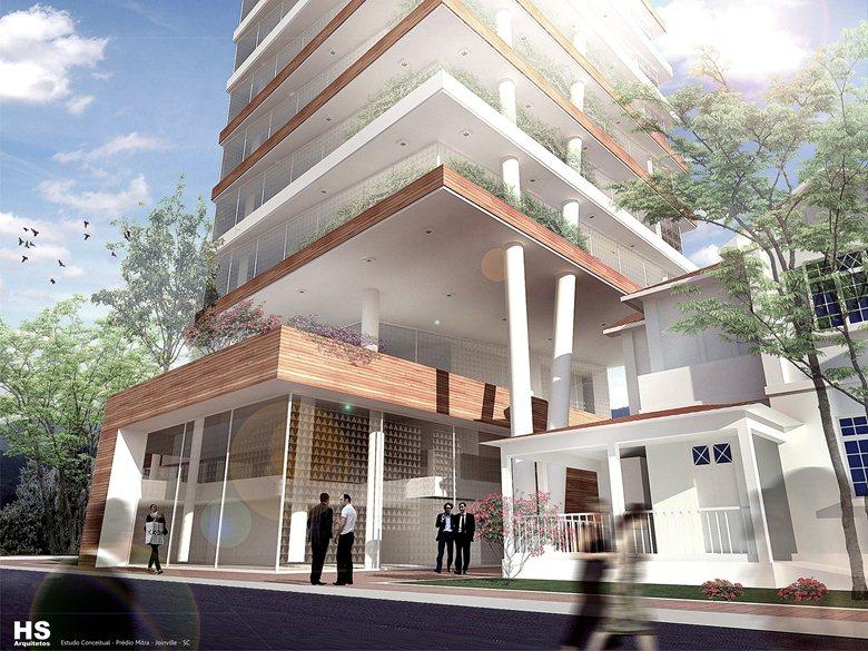 MITRA Building