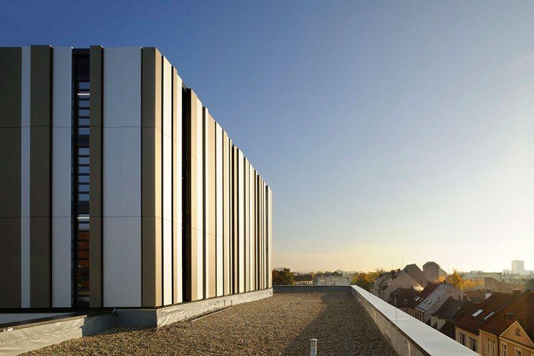Renovation of library at university Erlangen