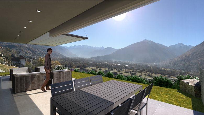 Villa Panorama - Proposta