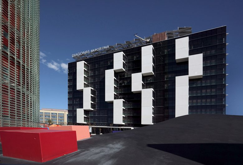 Silken Diagonal Barcelona Hotel