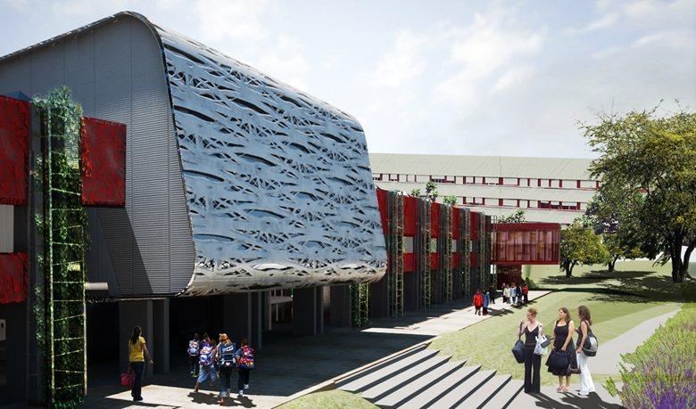Mazzacurati School Complex
