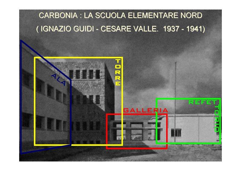 Progetto di restauro conservativo del Liceo Classico A. Gramsci di Carbonia