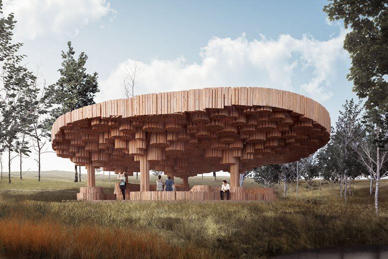 Xylem Tippet Rise Art Center Kere Architecture