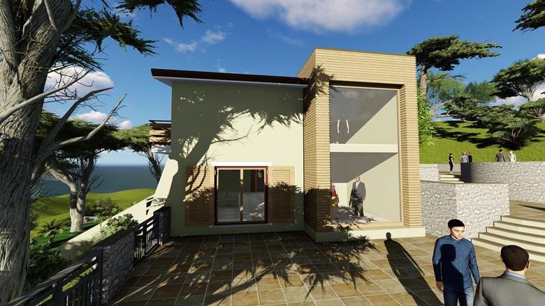 Edificio residenziale - Ristrutturazione