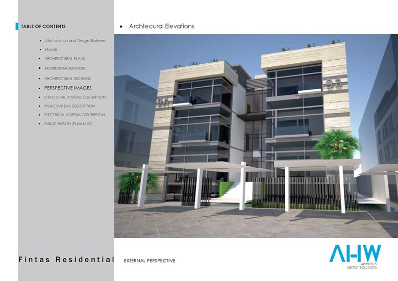 AHW Architects D+B Projects - Building Construction Company Kuwait